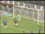 Calcio 2009 : J 5 : AC Milan - Inter Milan : 1-0