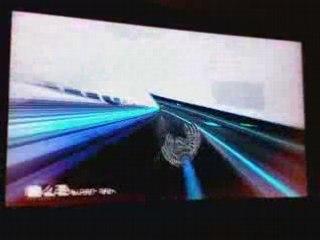Wipeout HD / ZONE 60 / Skin Mach 1 / Anulpha Pass