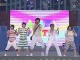 Super Junior H - Pajama Party (live du 25/08/08)