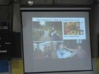 Vidéo de Raymond-Gilbert Danowski
