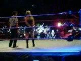 Paris Bercy - WWE Raw Live Tour - Entrée de Rey Mystério