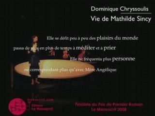 Vidéo de Dominique Chryssoulis