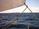 vue des 7 îles du cépossib de voile-marelle.net