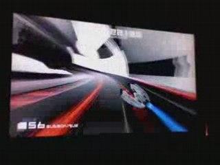 Wipeout HD / ZONE 66 / Skin Mach 1 / Anulpha Pass