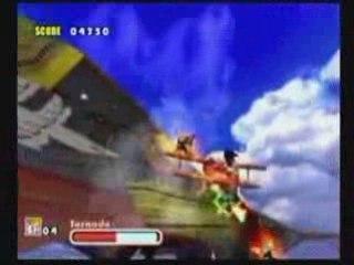 Sonic Adventure Montage