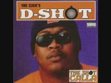D-Shot Feat. E-40 - Call Me On The Under (1994)