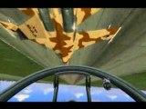 Vidéo Nawak FFS01 radada Voltige