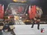 Kane and Rob van Dam vs Rosey and Jamal (Umaga) w/ Rico