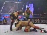Kane vs Rob Van Dam vs Chris Jericho vs Batista