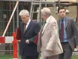Gordon Brown reshuffles the cabinet