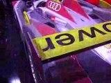 La proto Audi R10