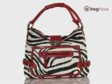 Baghaus TV - Zebra Print Handbags