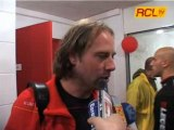 AJACCIO - LENS INTERVIEWS STAFF LENSOIS