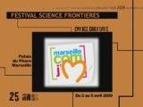 25 ème festival Science Frontières : le teaser ! 1/4