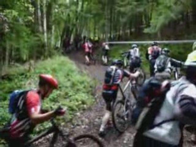 La Forestiere 2008 VTT dans le Jura