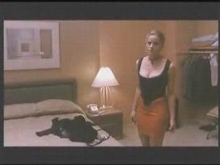 Leaving Las Vegas - Elisabeth Shue In Latex Skirt