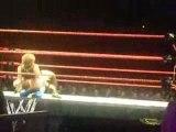 William Regal VS Jamie Noble fin du match Paris Bercy