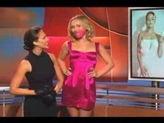 Jessica Alba & Hayden Panettiere