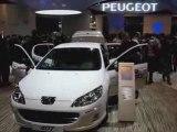 Paris Mondial de l'Automobile 2008 : Peugeot 407