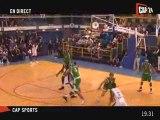 Basket : Nanterre se defend bien mais Paris-Levallois gagne