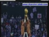 Chris Jericho Vs Shawn Michaels Ladder Match