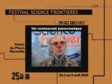 25ème Festival Science Frontières