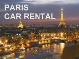 Paris Car Rental Hire Rent-a-Car CDG Paris Aeroport