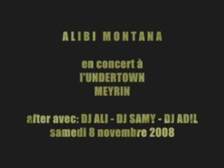 ALIBI Showcase