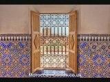 Moroccan Furniture, Moroccan Pouffe, Ottoman