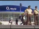 O2-World Berlin Metallica, Eisbären, ALBA, NBA O2-Arena, O2