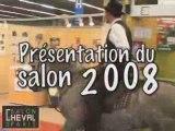 Présentation du Salon du Cheval 2008