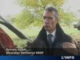 Sarthe: Résseaux électriques,  Adieu les lignes aérienes
