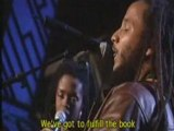 Ziggy Marley & Lauryn Hill - Redemption Song