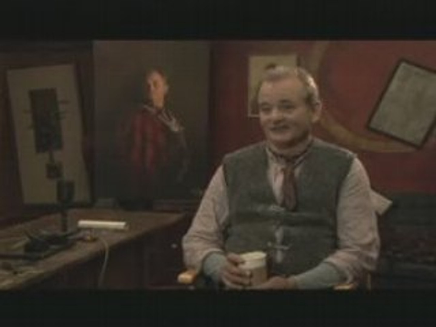 City of Ember Interview with Bill Murray