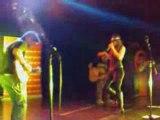 Belinda canta Angel-concierto en  Bilbao