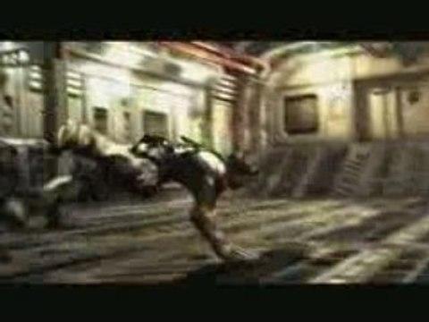 Resident Evil 5 Trailer from TGS 2008