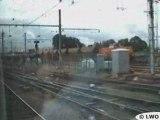 Rail Trip, entre Paris et Bourgogne (Graff vidéo LWO 2006