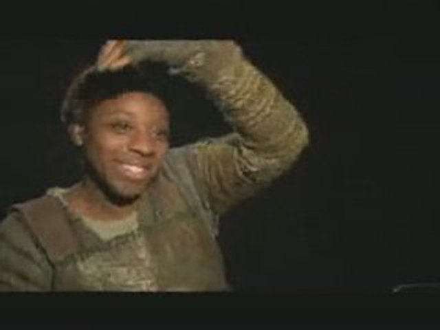 City of Ember Interview with Marianne Jean-Baptiste