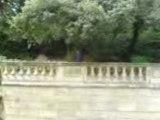ptit saut au jardin de la fontaine 2 !!