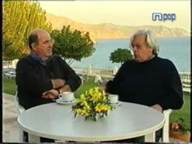 Entrevista a Antonio Mercero (Verano Azul) en 2001