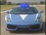la police italienne a des nouveaux jouet !!!