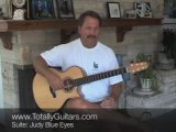Guitar Lesson- Suite: Judy Blue Eyes - Stephen Stills, CSN