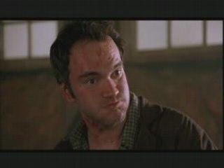Desperado La scène avec Tarantino