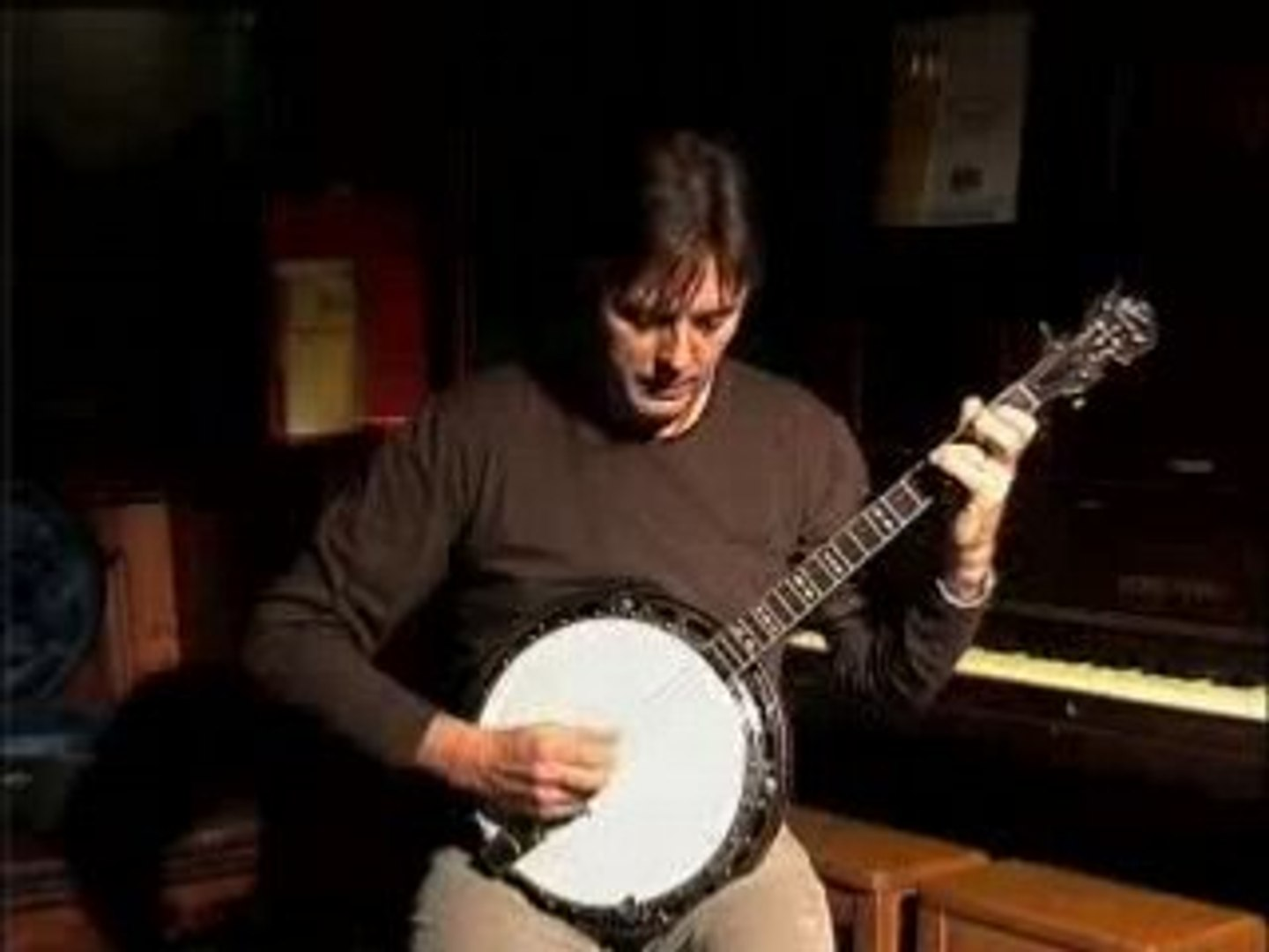 Gerry O'Connor - Irish Banjo