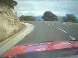 WRC  Rallye tour de corse Camera embarquée Loeb