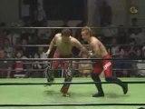 Yoshinobu Kanemaru & Suzuki v Naomichi Marufuji & Miyahara