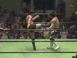 KENTA & Taiji Ishimori vs. Atsushi Aoki & Akihiko Ito