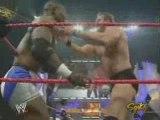 WWE RAW: Shelton Benjamin vs Gene Snitsky