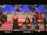 Loredana Bertè-Quelli che il calcio Novembre 2004 parte 2