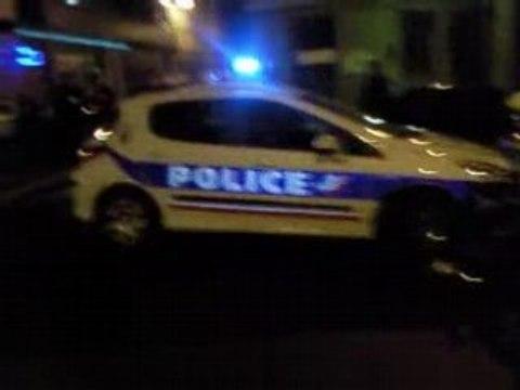 police paris:les argounes ahahahah